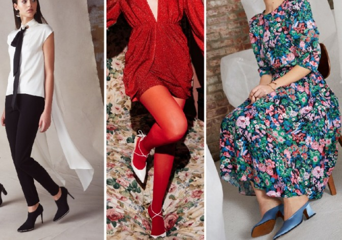 Examples Of The Compatibility Of Fashionable Women's Shoes In 2020 With Other Items Of Women's Wardrobe