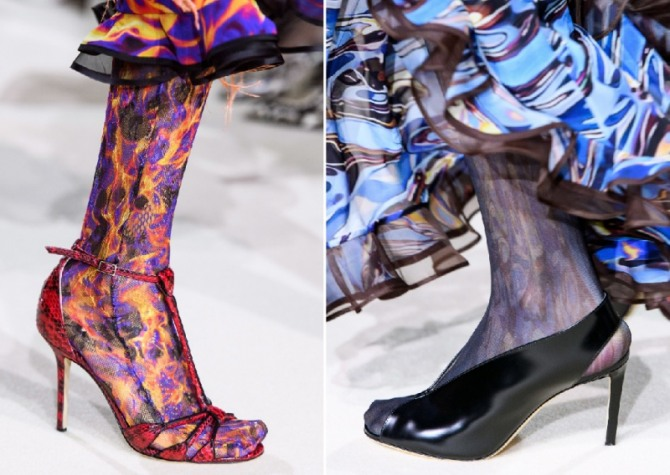 The Most Fashionable Shoes Of Spring Summer 2020