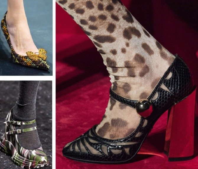 Trends In Women's Shoes Colors For Spring-Summer 2020