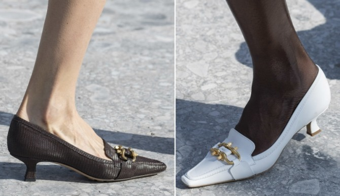 Spring Summer 2020 Street Shoes Fashion Trends For Women