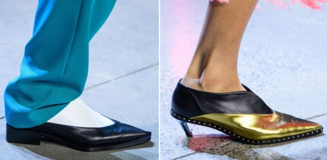 Spring Summer 2020 Business Shoes Fashion Trends For Women