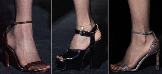 Spring Summer 2020 Evening Shoes Fashion Trends For Women
